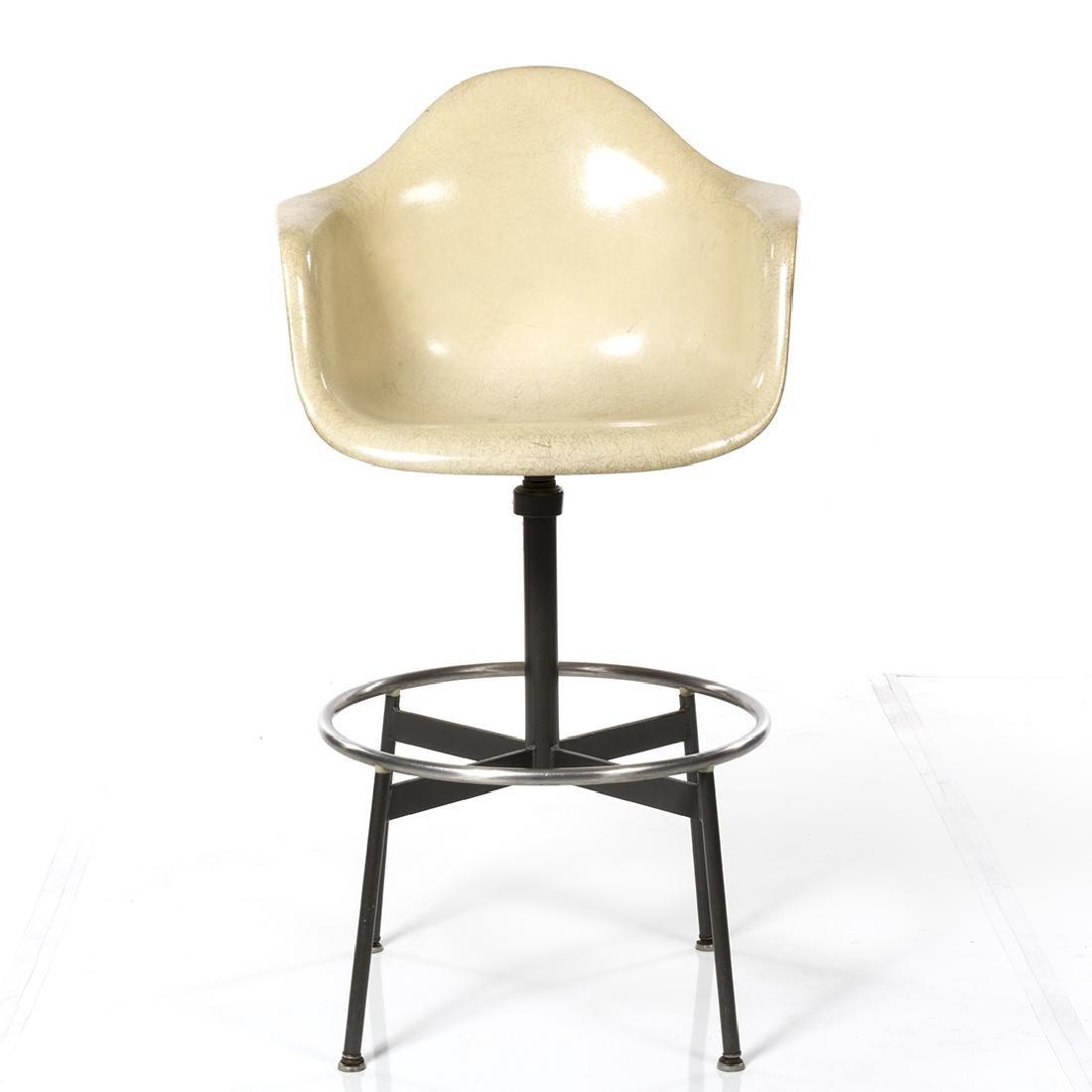 Charles Eames Drafting Stool - 2