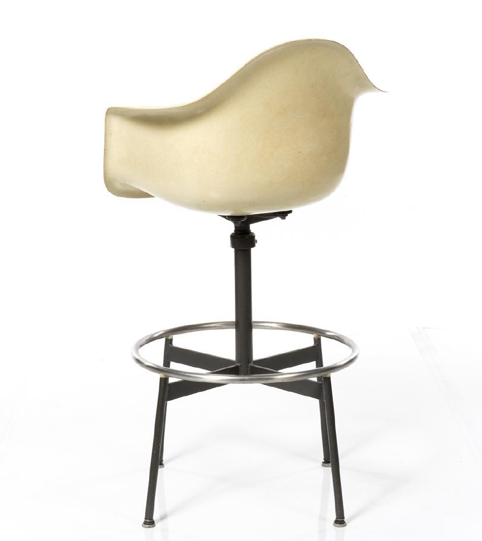 Charles Eames Drafting Stool - 3