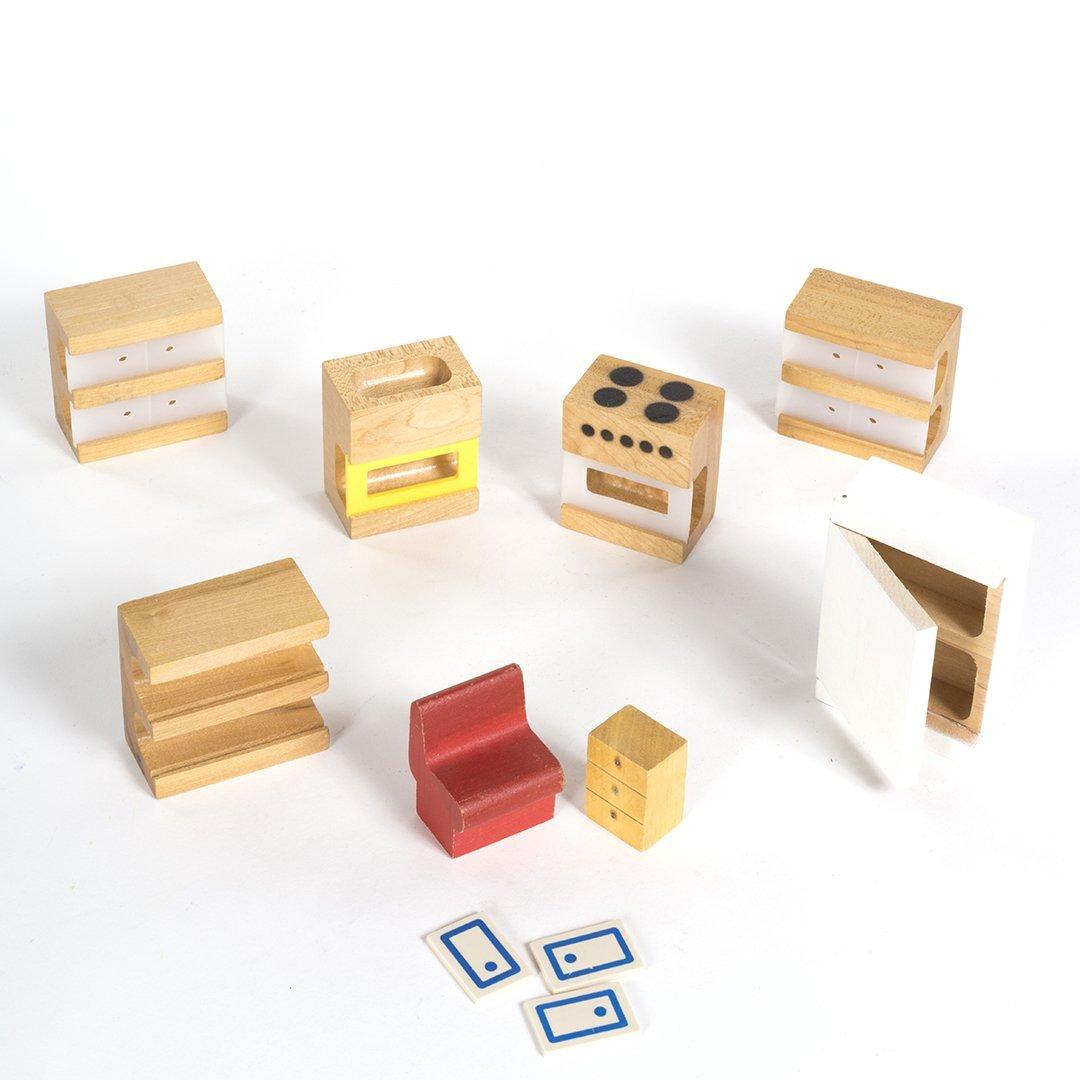 Creative Playthings Dollhouse - 4