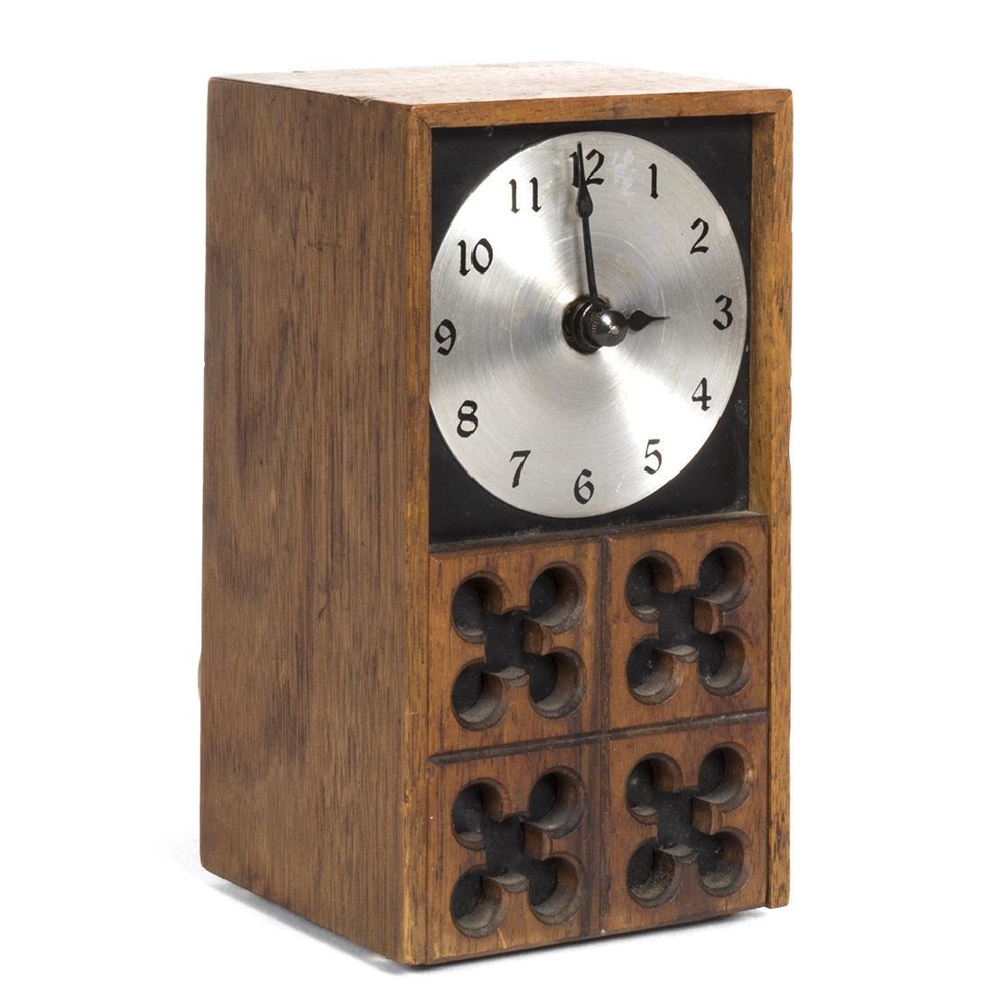 Arthur Umanoff Desk Clock