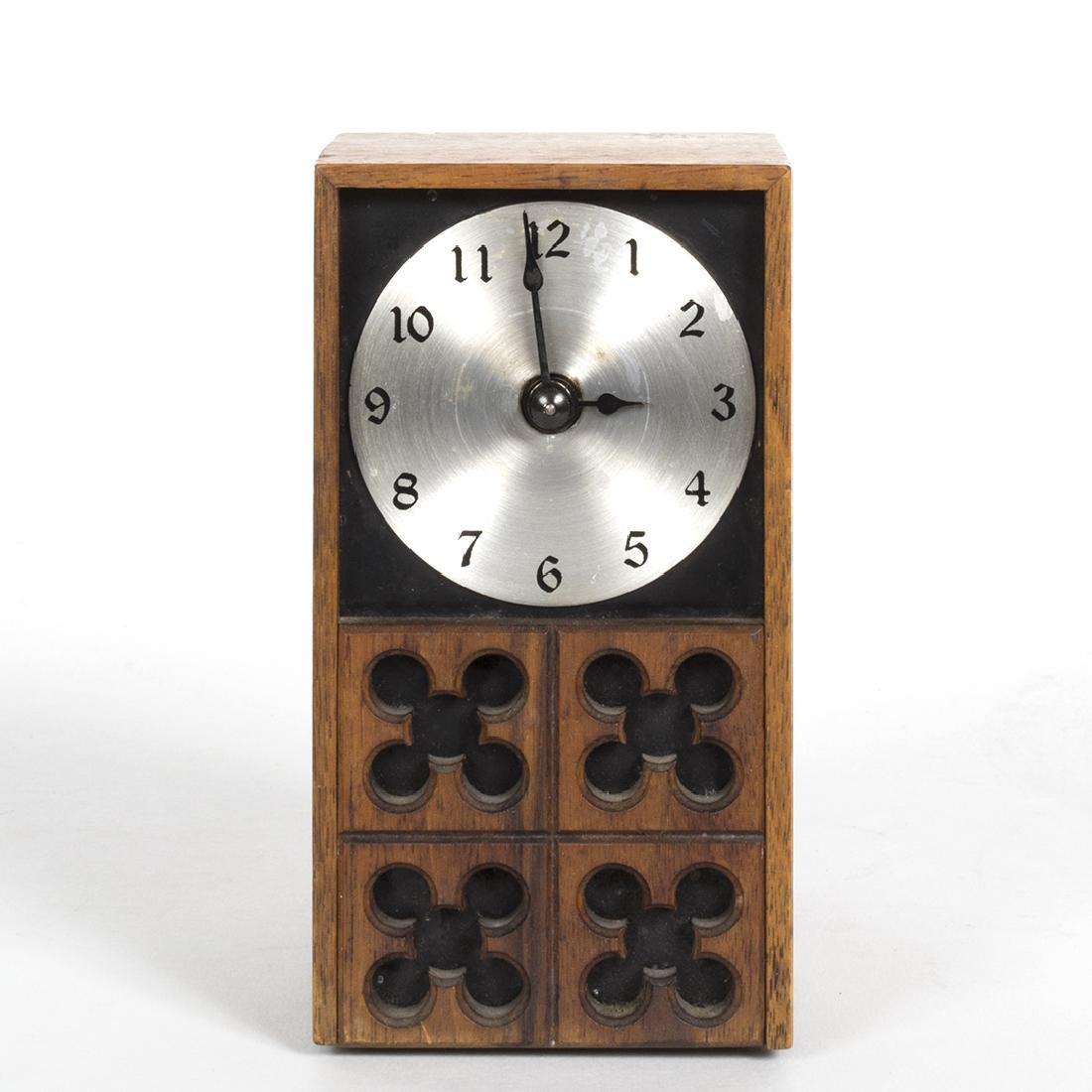 Arthur Umanoff Desk Clock - 2