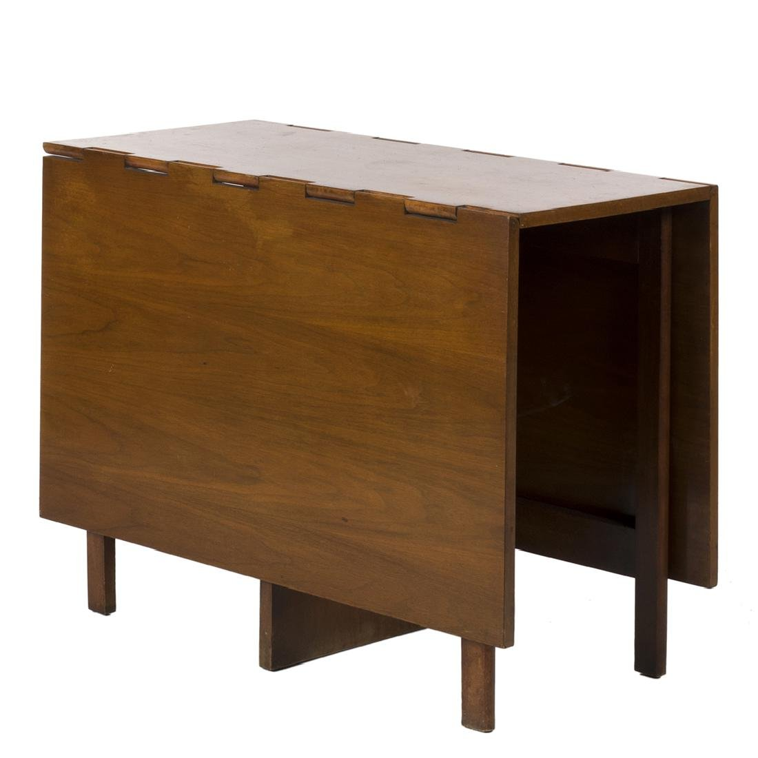 George Nelson Drop Leaf Table