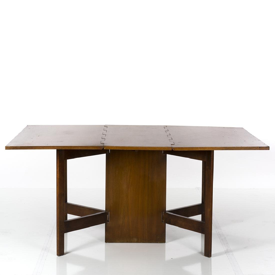 George Nelson Drop Leaf Table - 2