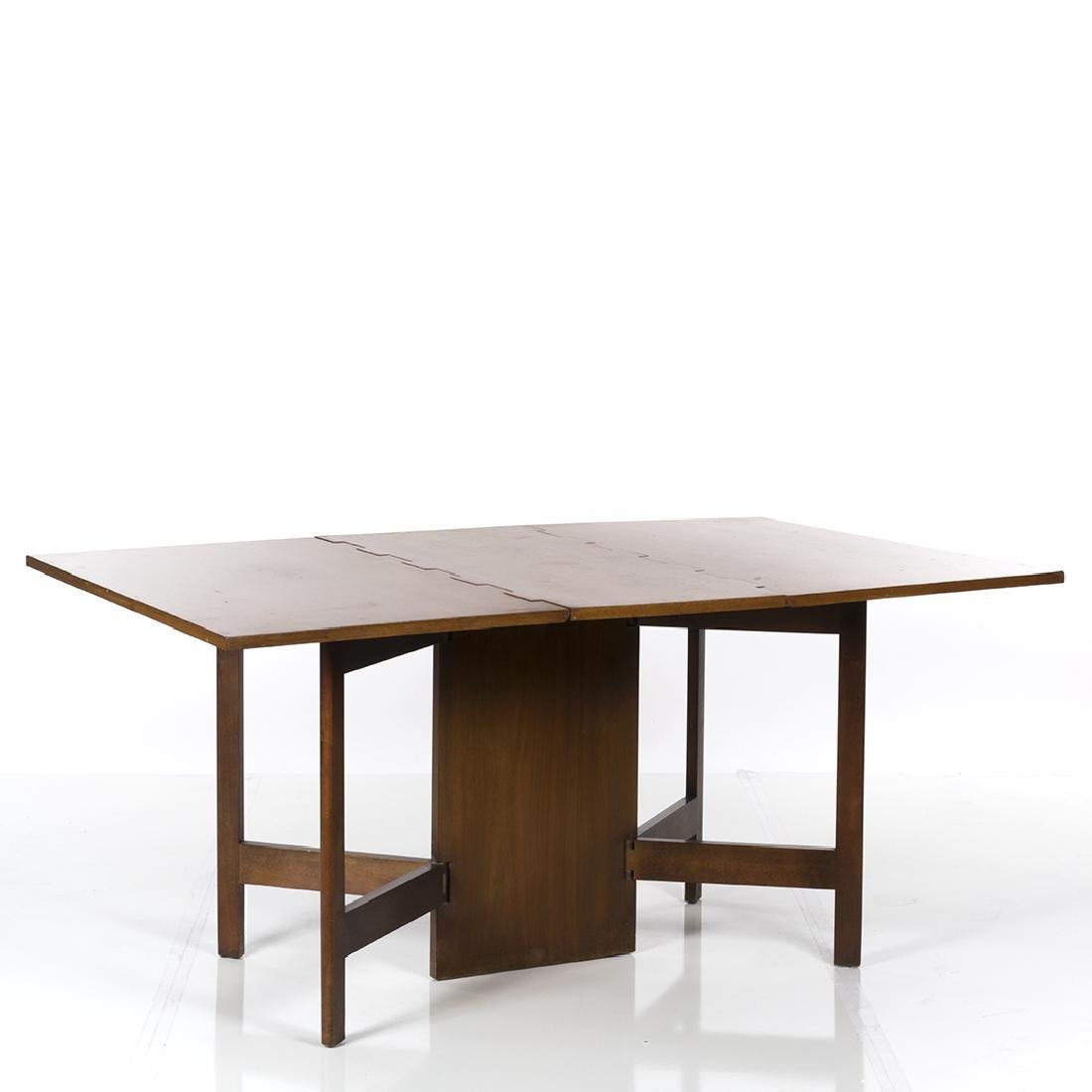 George Nelson Drop Leaf Table - 3