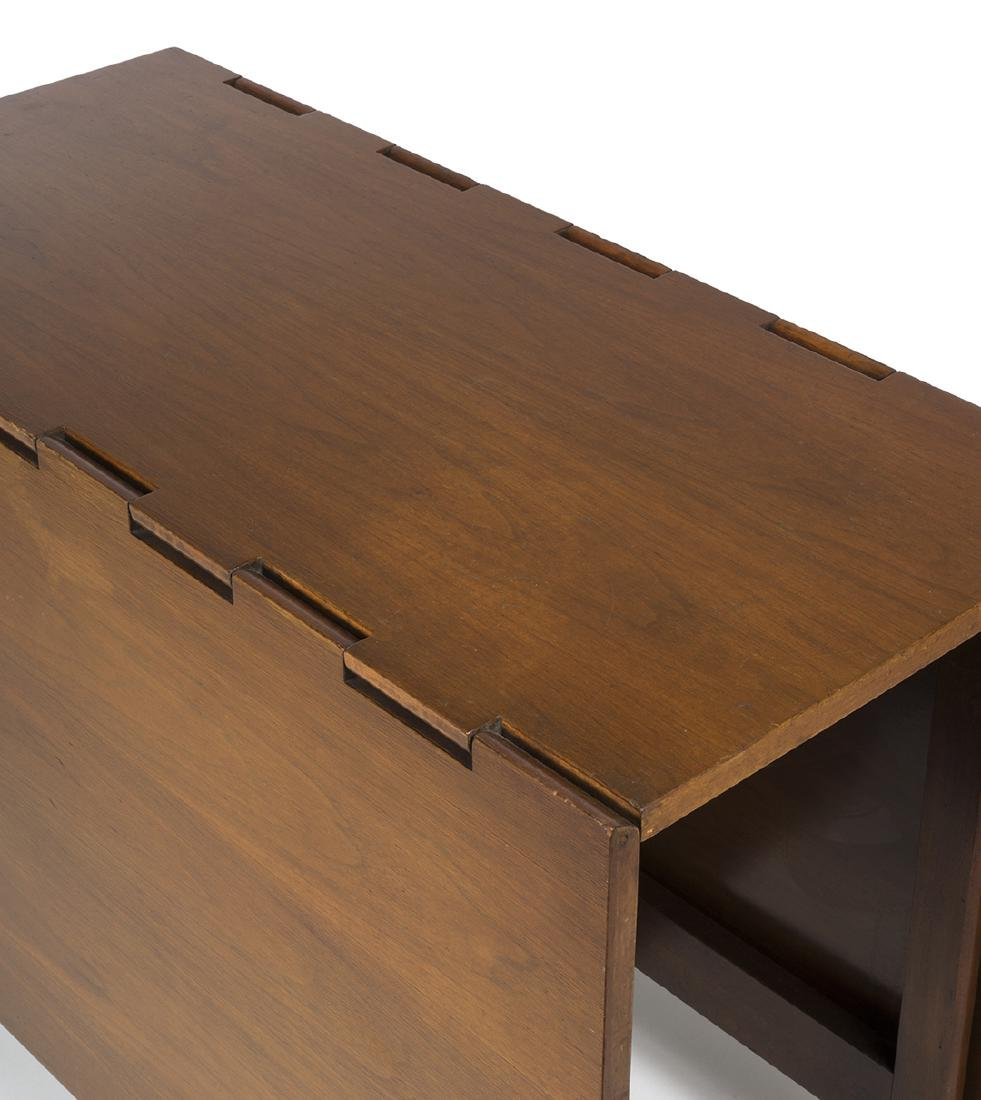 George Nelson Drop Leaf Table - 4