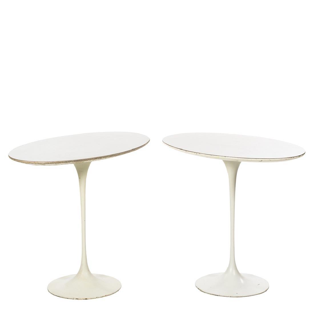 Eero Saarinen Side Tables (2)