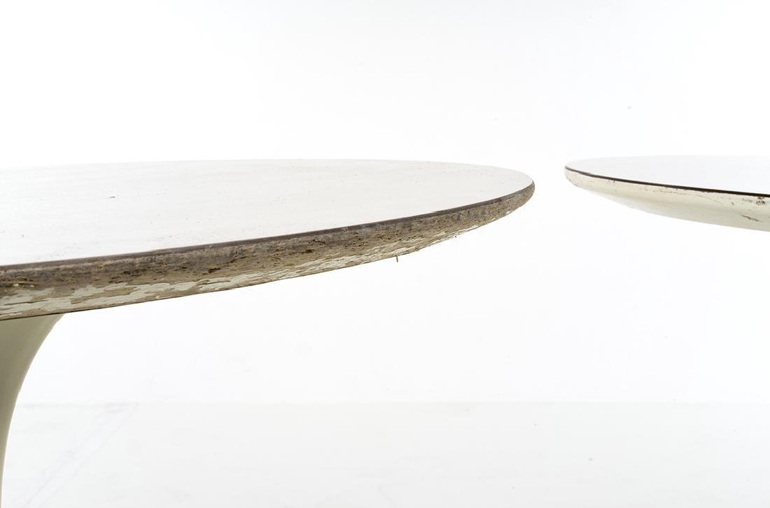 Eero Saarinen Side Tables (2) - 5
