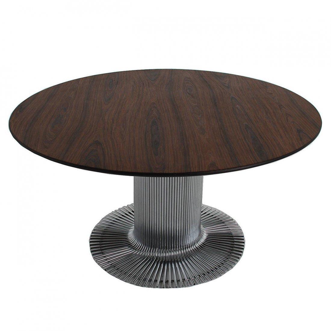 Brazilian Rosewood Table - 4