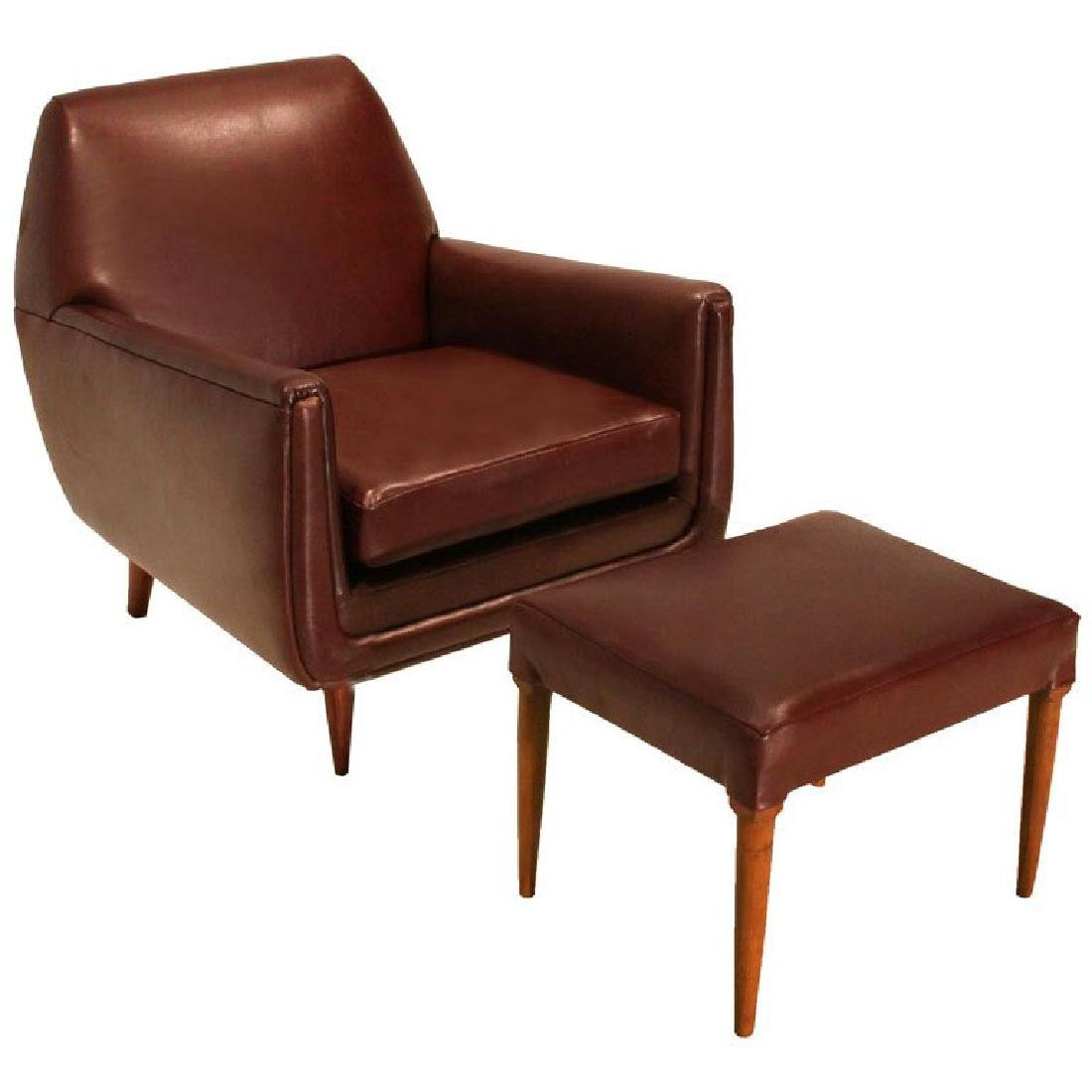 Brazilian Modernist Lounge Chair