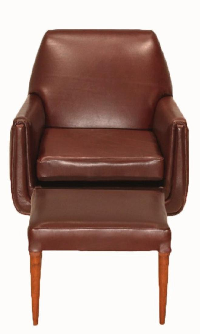 Brazilian Modernist Lounge Chair - 4