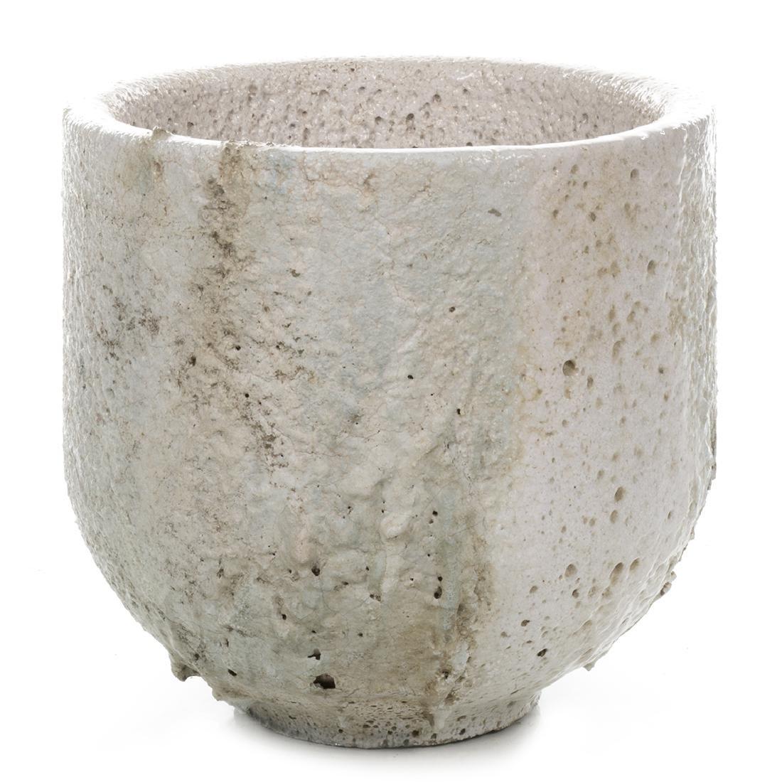 Large Glass Crucible