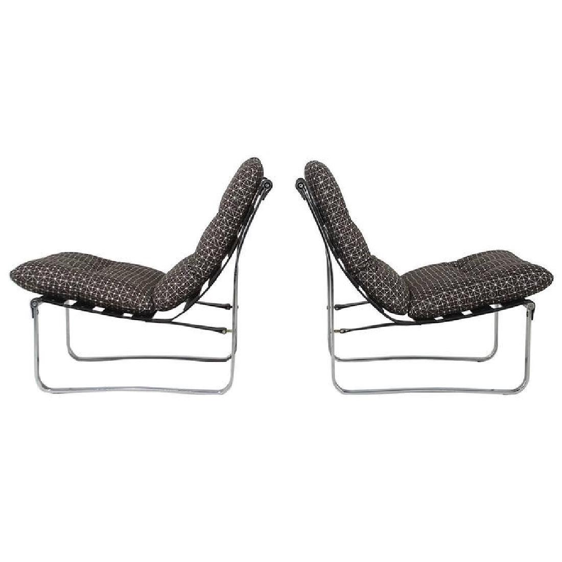 Ingmar Relling Lounge Chairs (2) - 4
