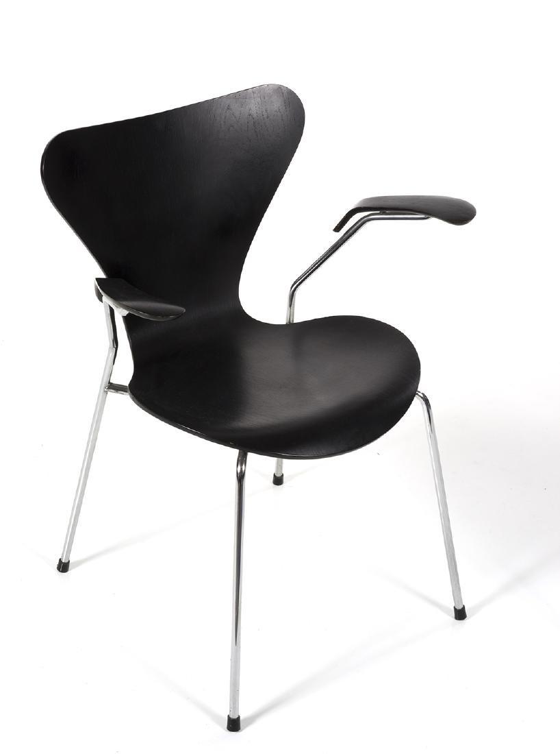 Arne Jacobsen Armchairs (6) - 3