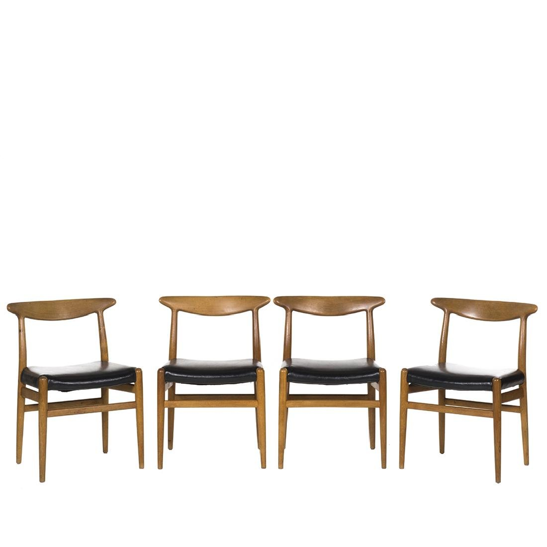 Hans Wegner Dining Chairs (4)
