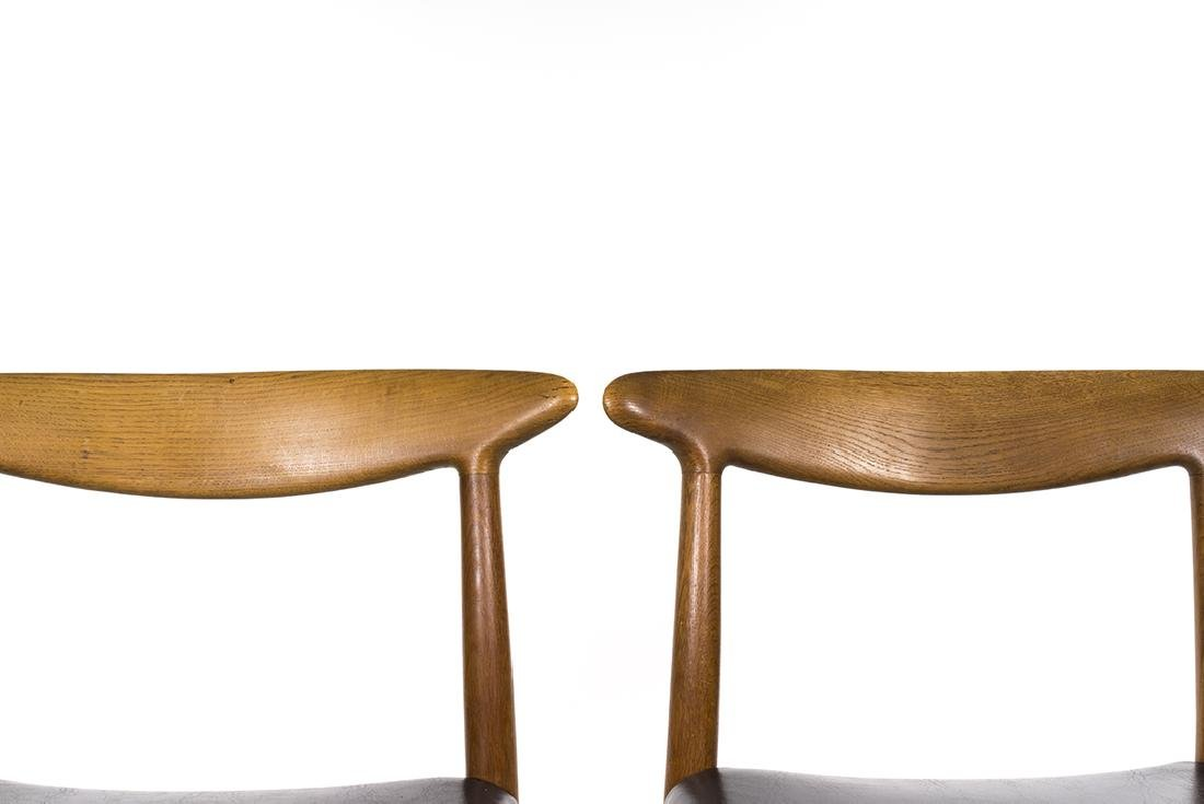 Hans Wegner Dining Chairs (4) - 4
