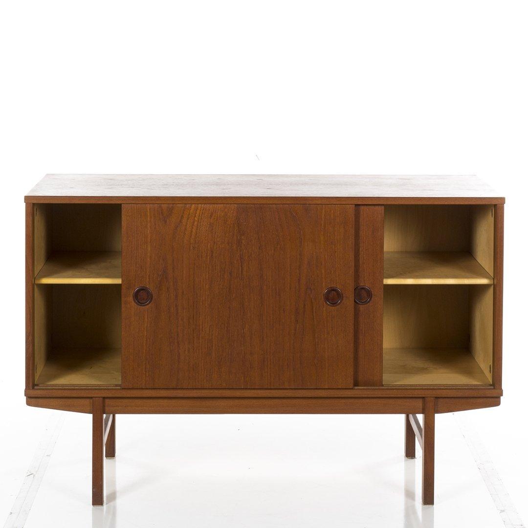 Yngve Ekstrom Teak Cabinet - 3