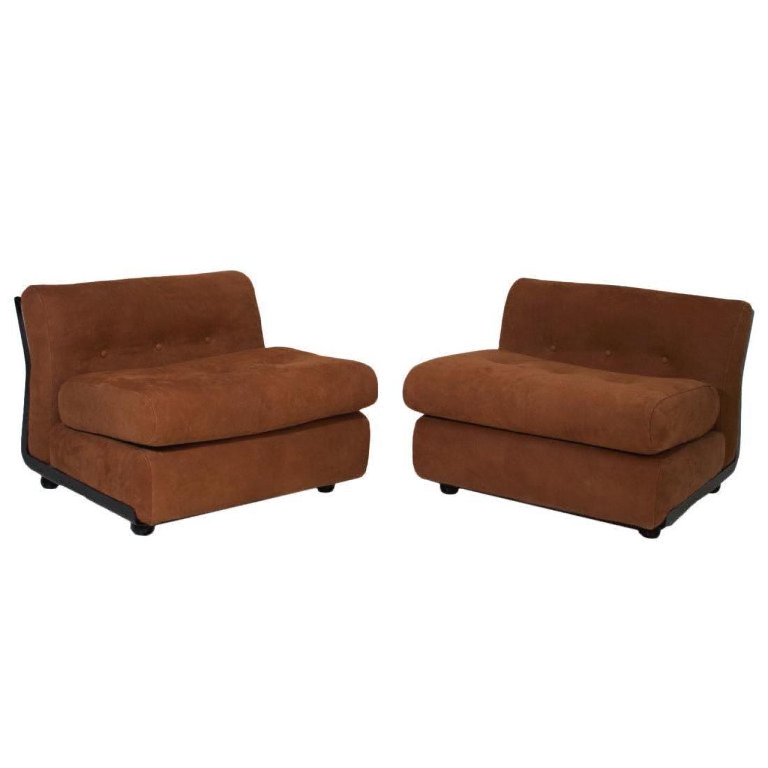 Mario Bellini Amanta Chairs (2)