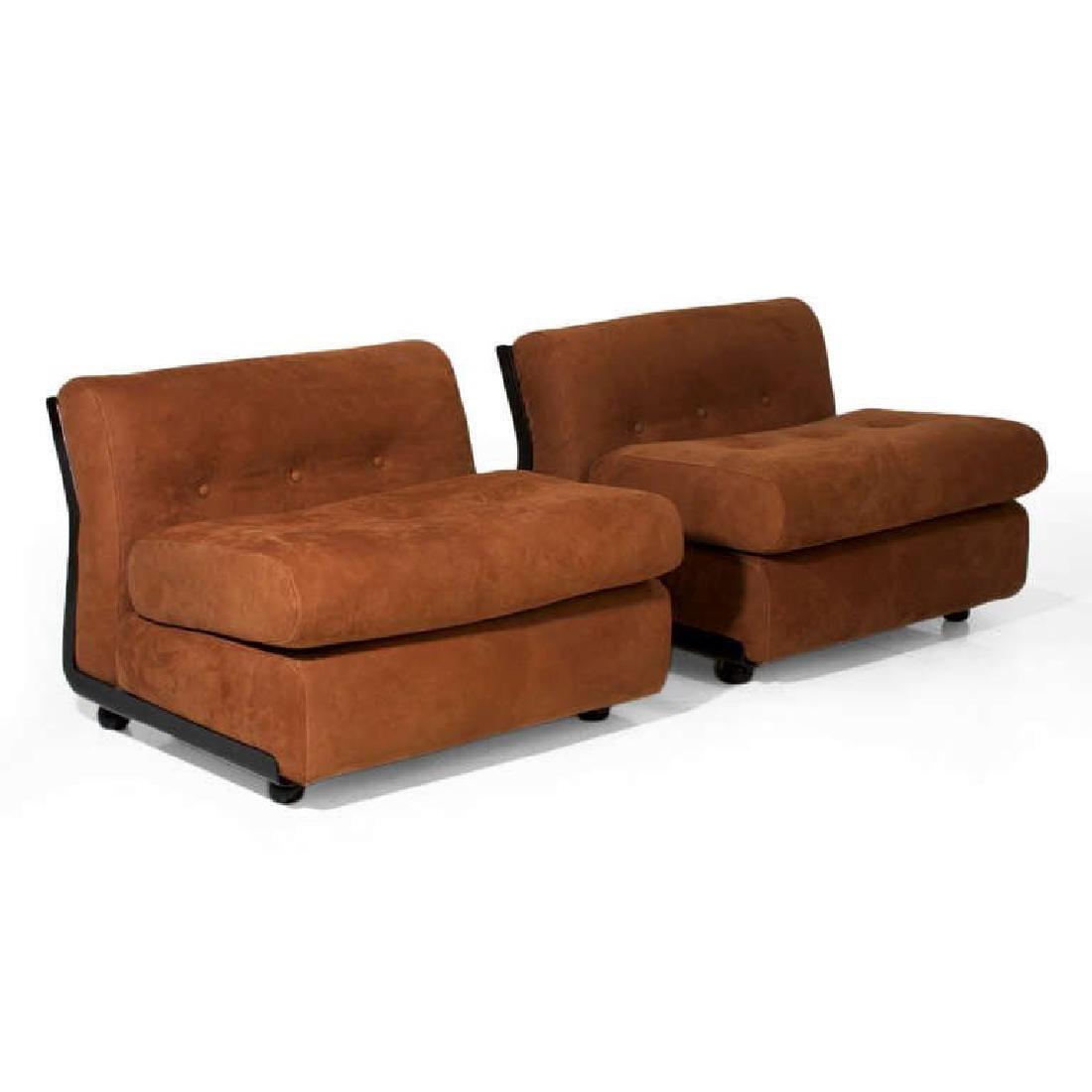 Mario Bellini Amanta Chairs (2) - 2