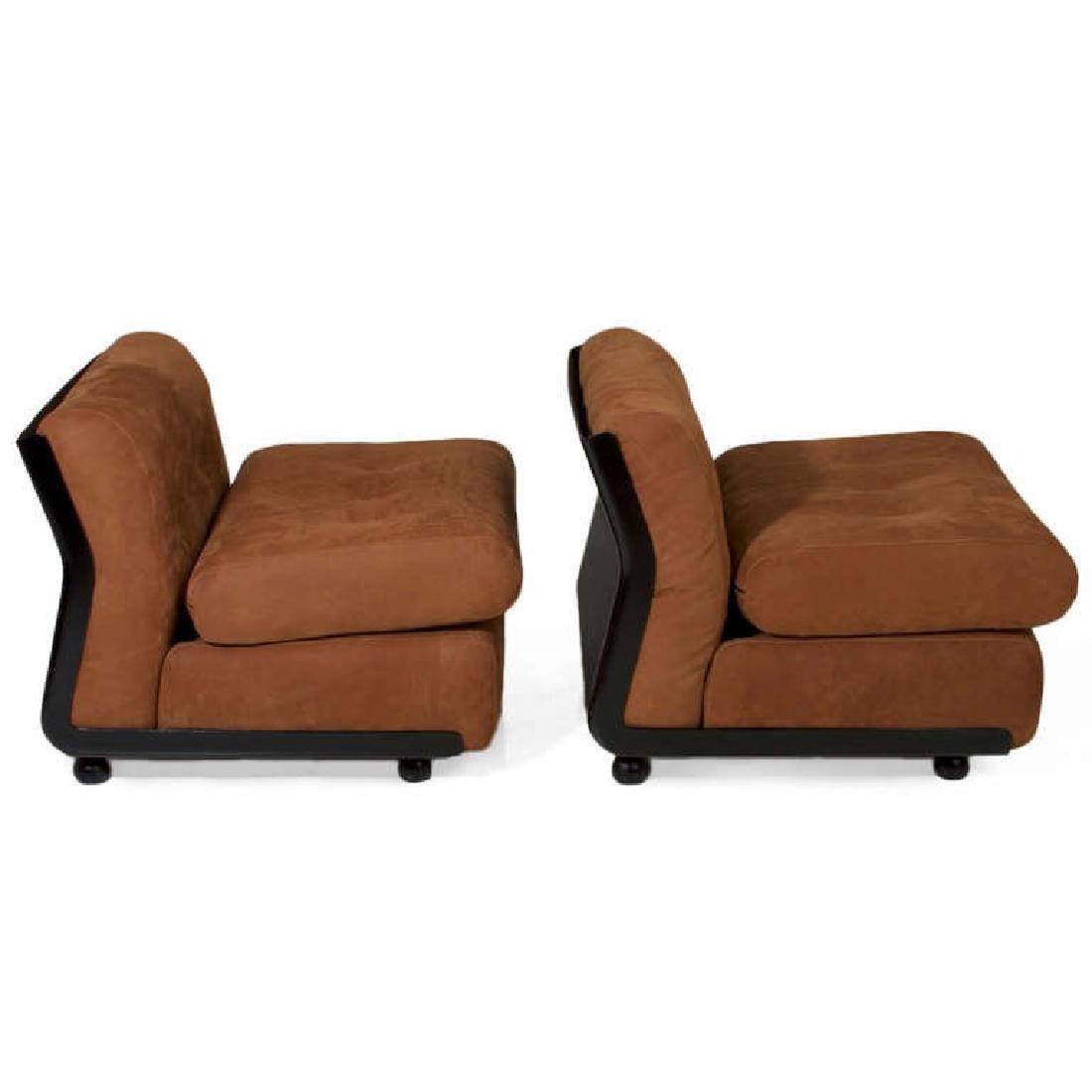 Mario Bellini Amanta Chairs (2) - 3