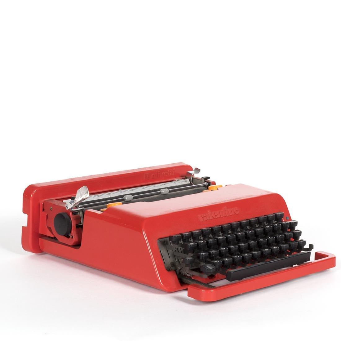 Ettore Sottsass Valentine Typewriter - 2