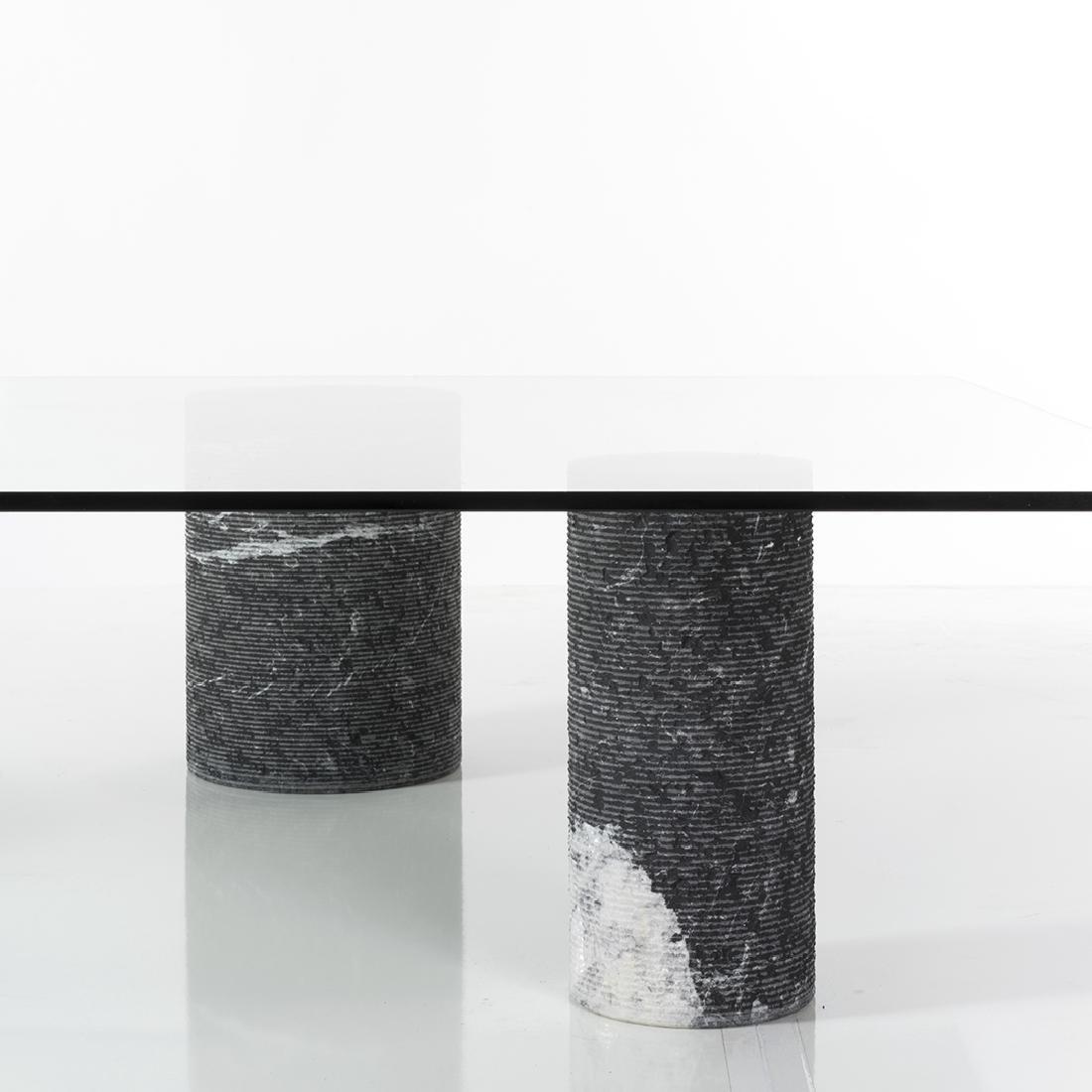 Castiglioni Style Coffee Table - 2