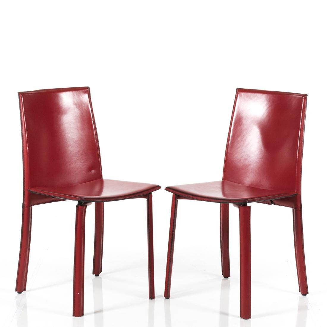 Mario Bellini Style Chairs (2) - 2