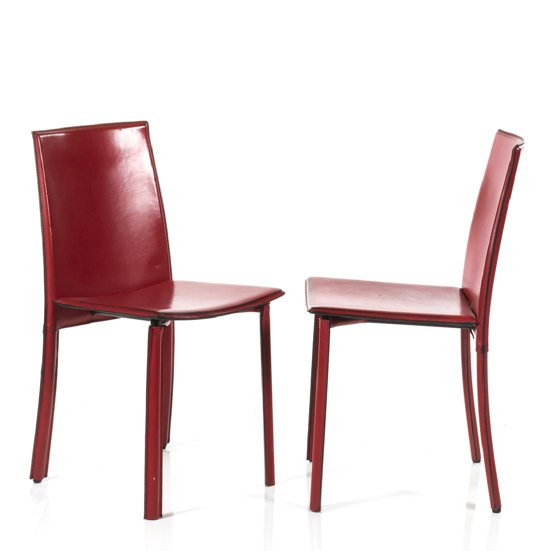 Mario Bellini Style Chairs (2) - 3