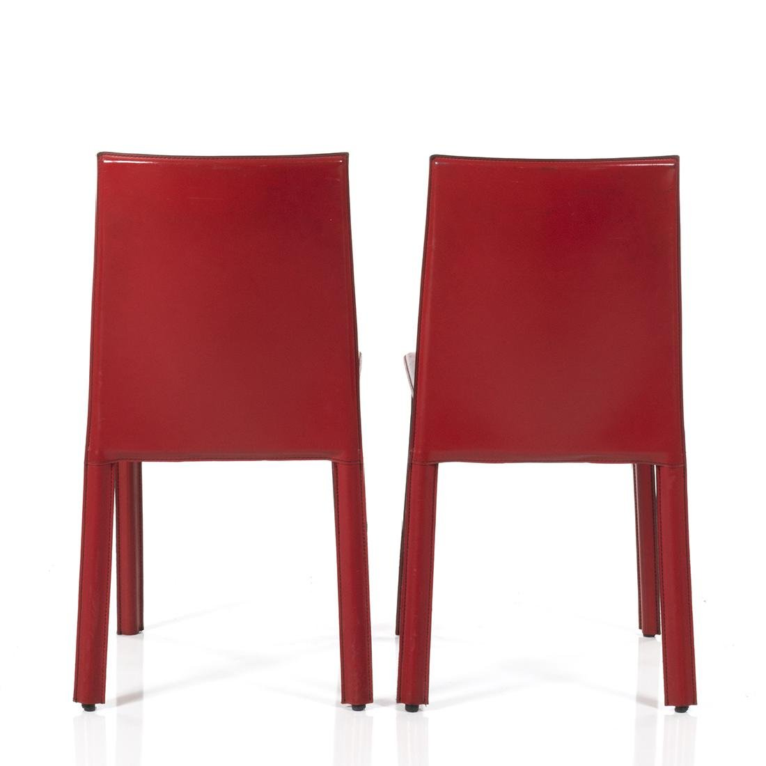 Mario Bellini Style Chairs (2) - 4