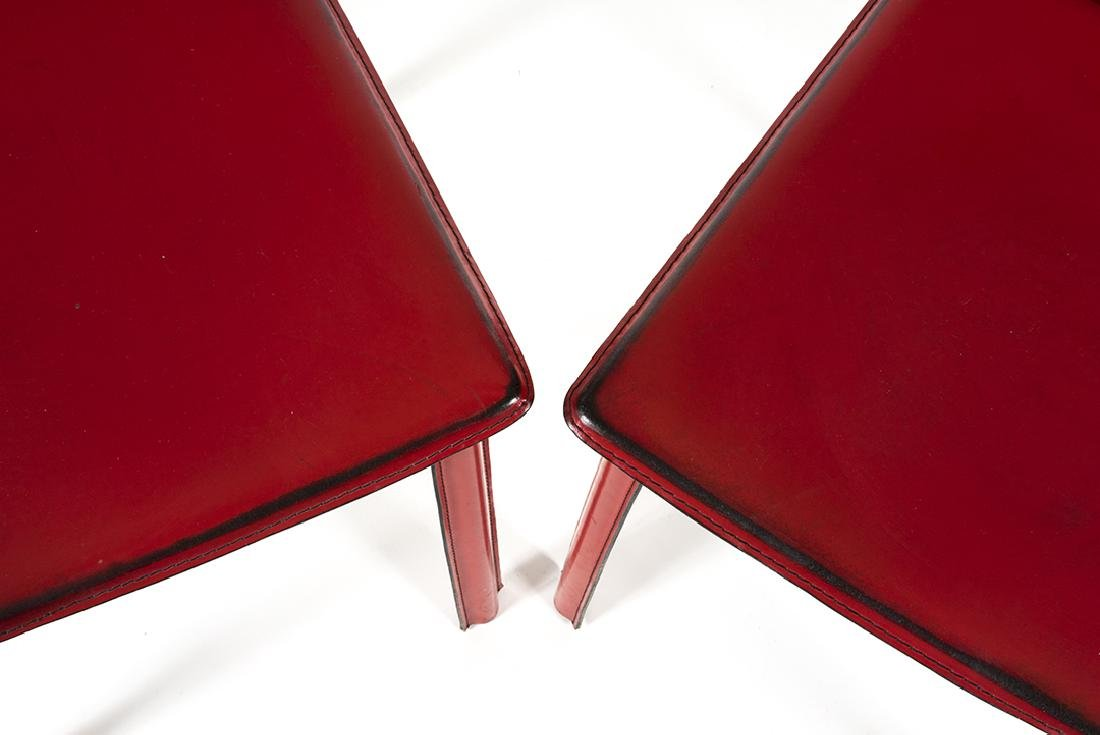 Mario Bellini Style Chairs (2) - 5