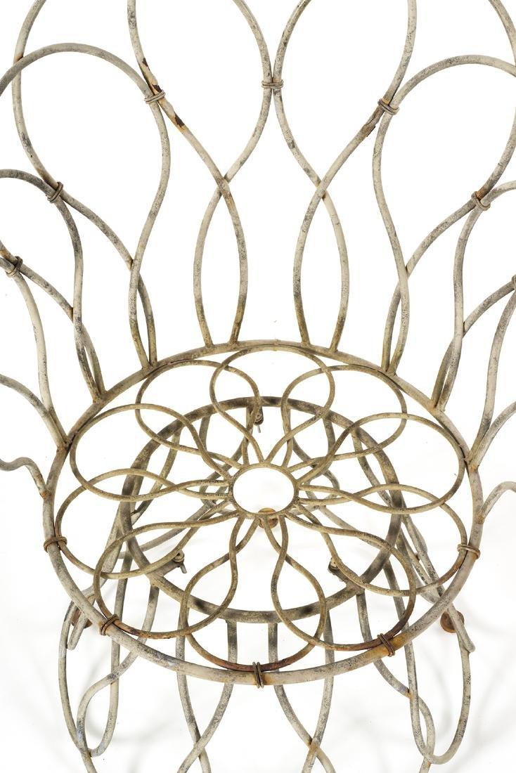 Sculptural Garden Chairs (2) - 4