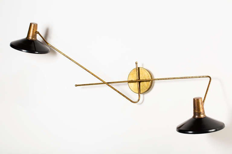 Italian Articulated Sconce