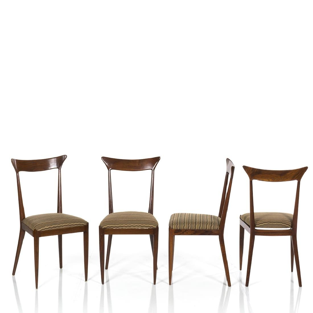 Ico Parisi Dining Chairs(8) - 2