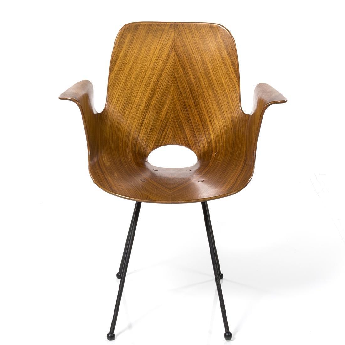 Vittorio Nobili Medea Chair - 2