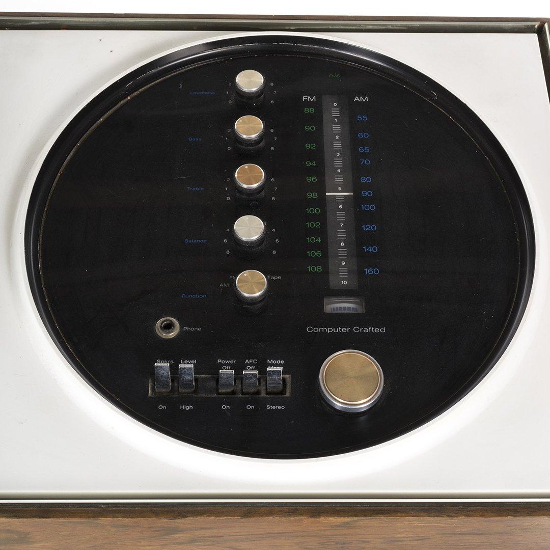 Vintage RCA Stereo With Satellite Speakers - 7