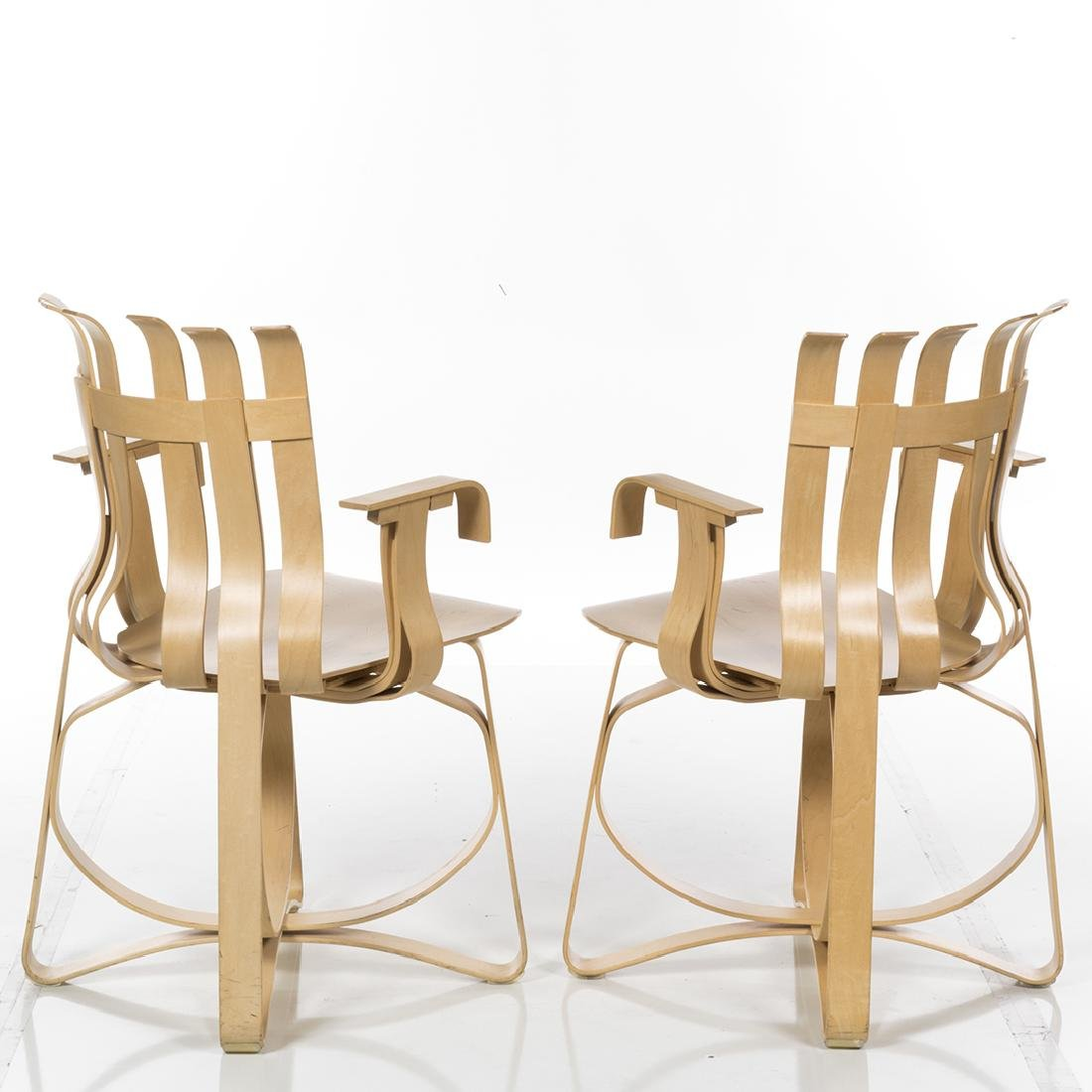 Frank Gehry Hat Trick Chairs (2) - 3