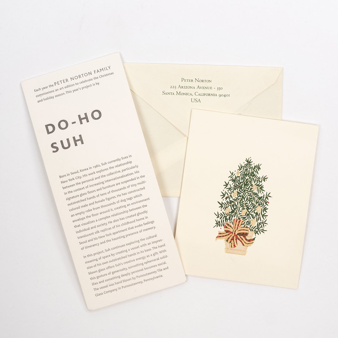 Peter Norton Christmas Project: Do-Ho Suh - 3