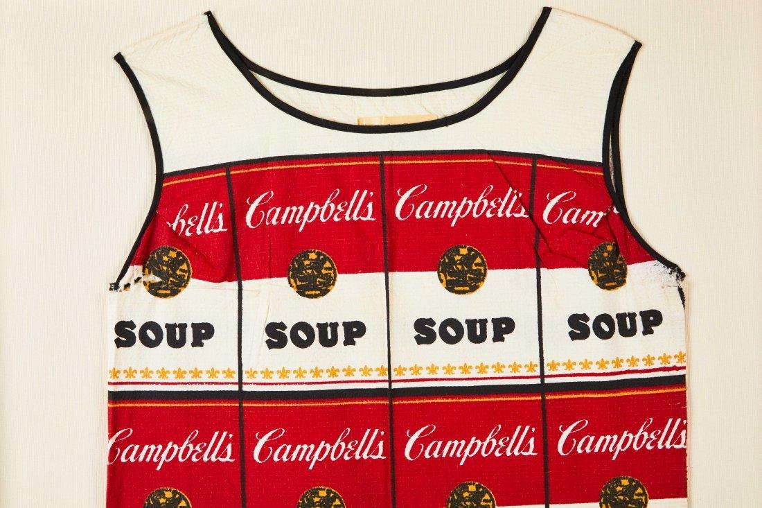 Souper Paper Dress After Warhol - 2