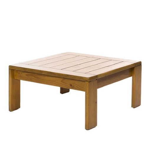 Enjoyable Charlotte Perriand Les Arcs Coffee Table Ocoug Best Dining Table And Chair Ideas Images Ocougorg
