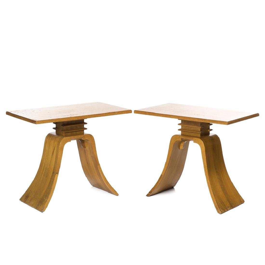 Paul Frankl Occasional Tables (2)