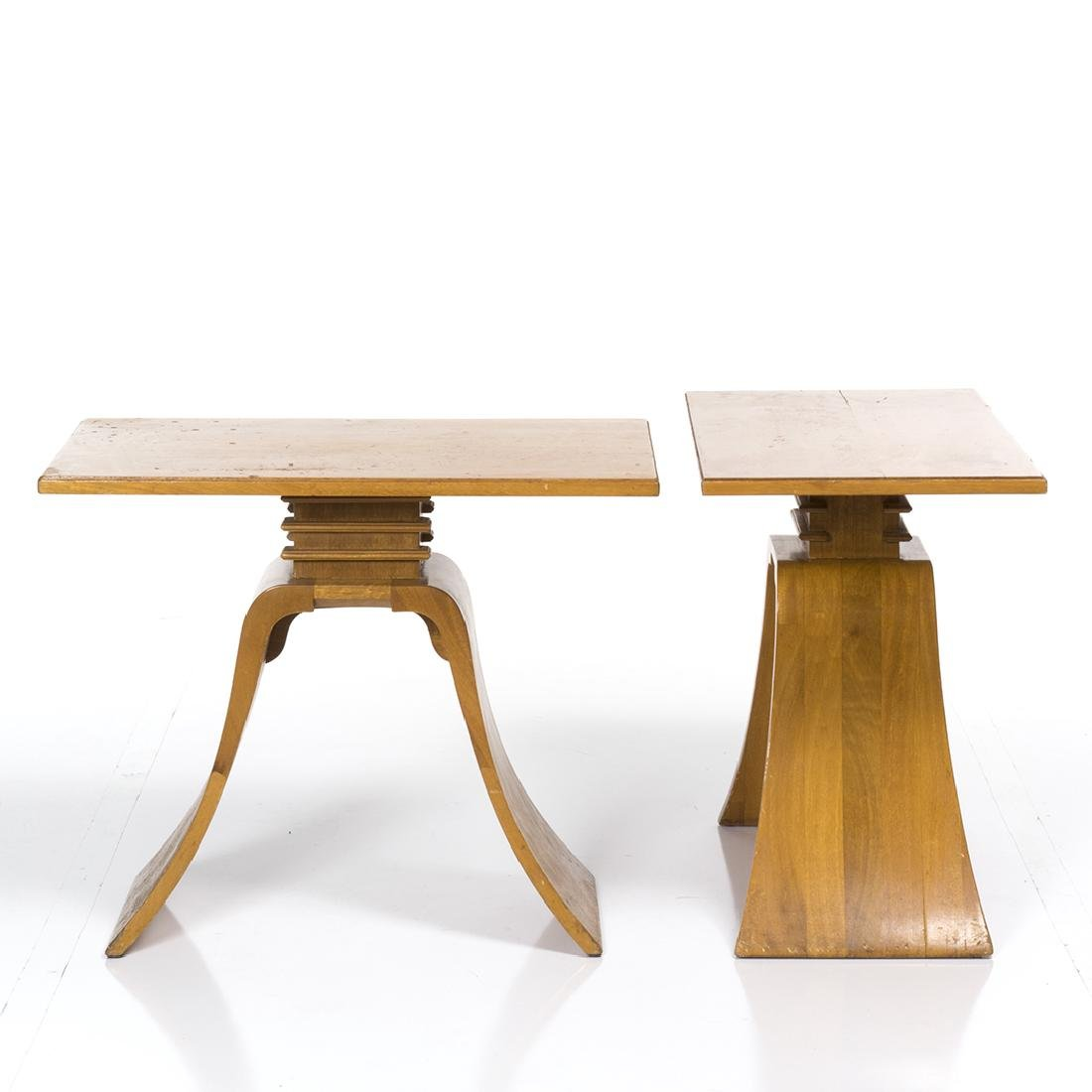 Paul Frankl Occasional Tables (2) - 2