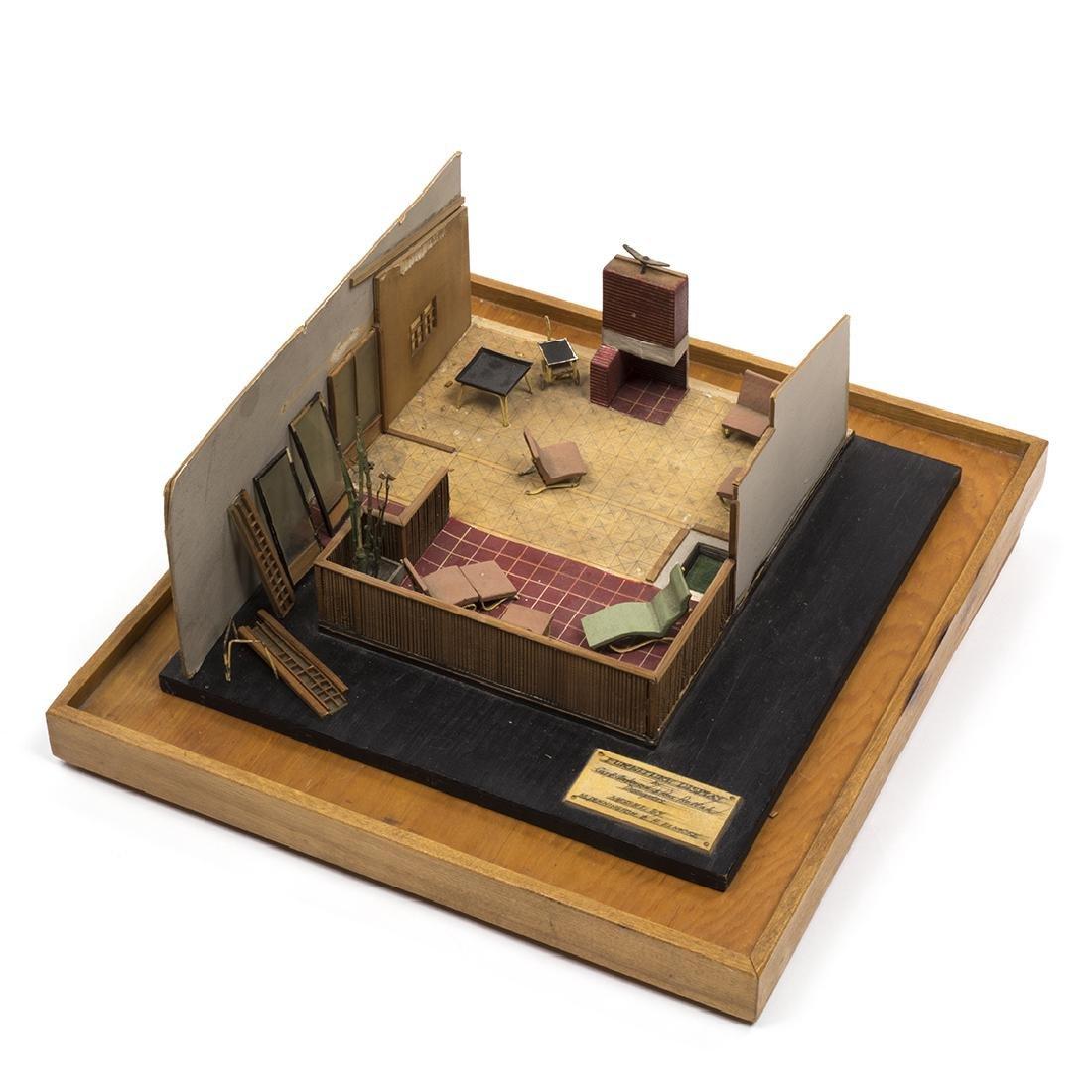 Organic Furniture Model Museum of Modern Art