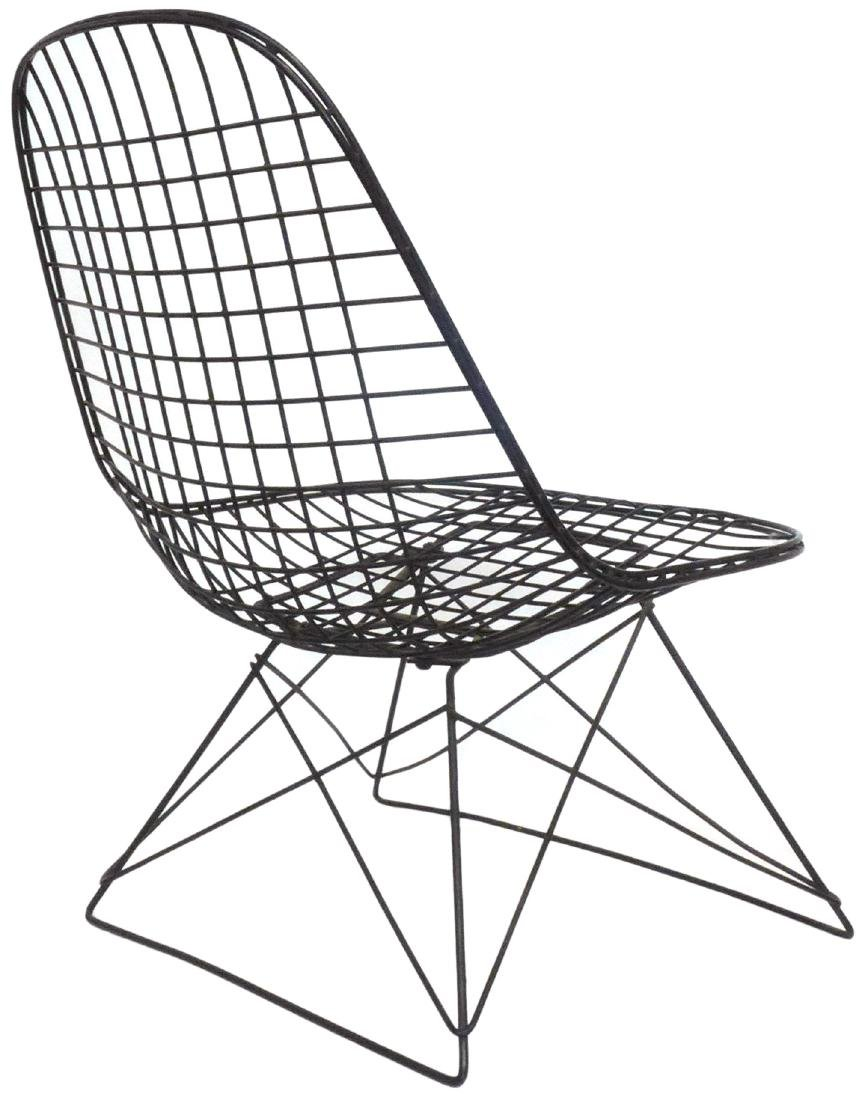 Charles Eames LKR-2 Lounge Chair - 4