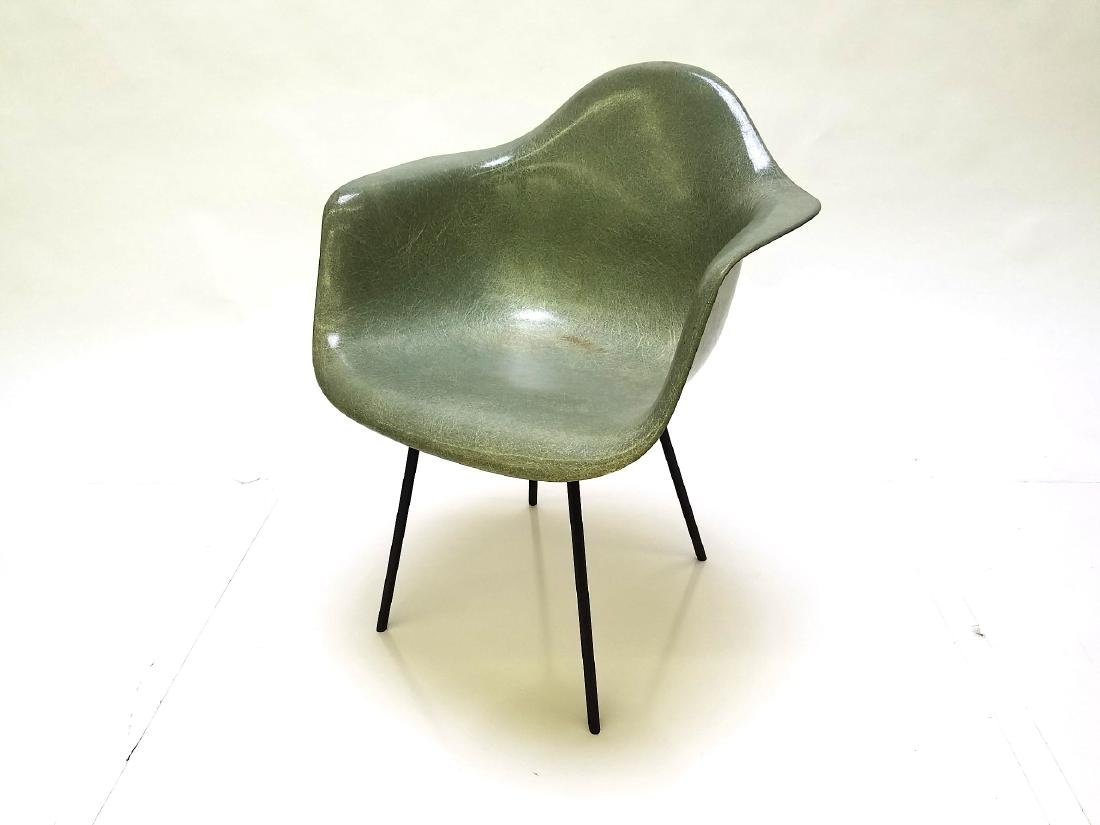Charles Eames Fiberglass Armshell Chair