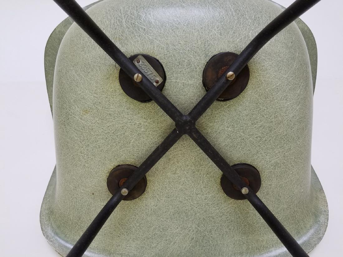 Charles Eames Fiberglass Armshell Chair - 4