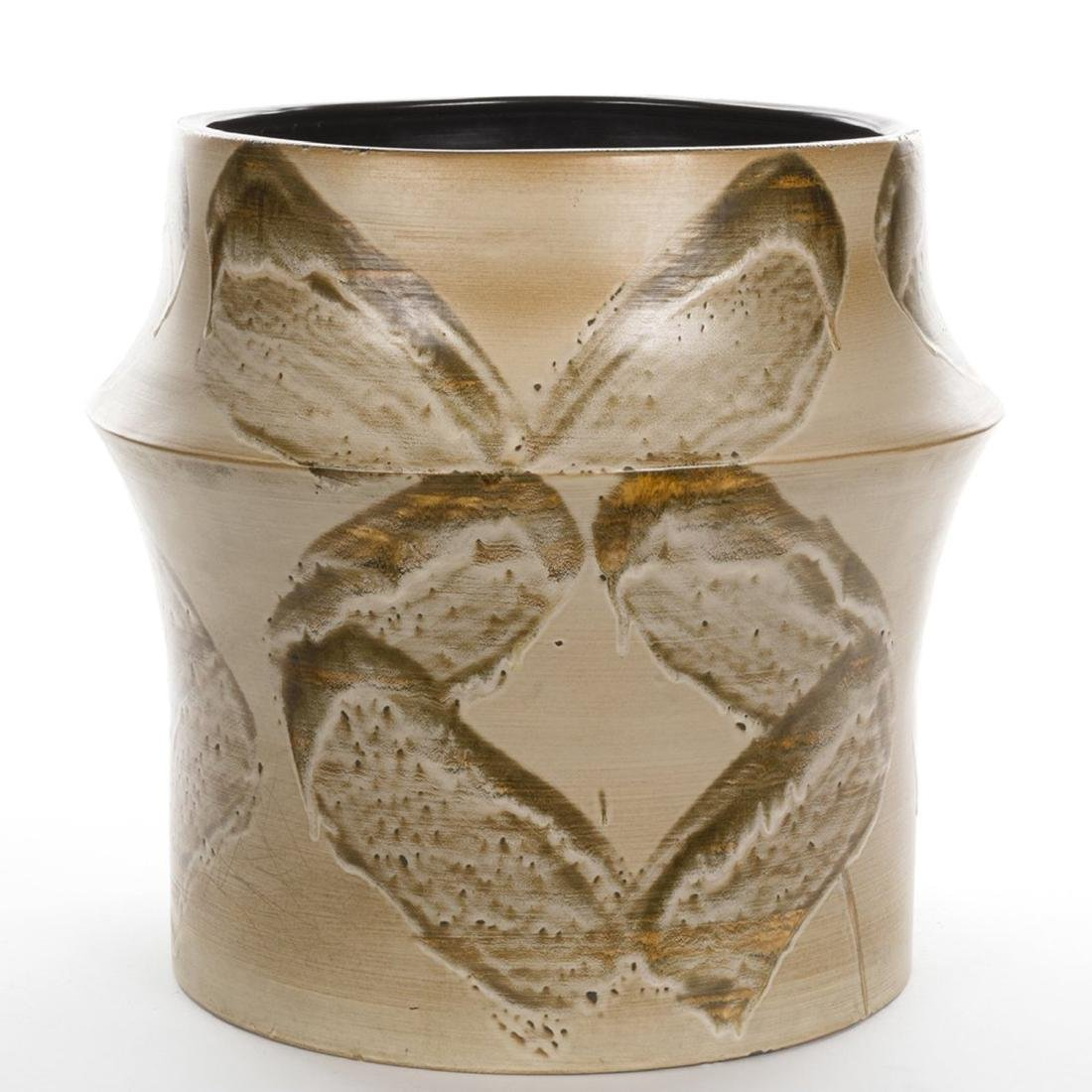 Glazed Ceramic Planter - 3