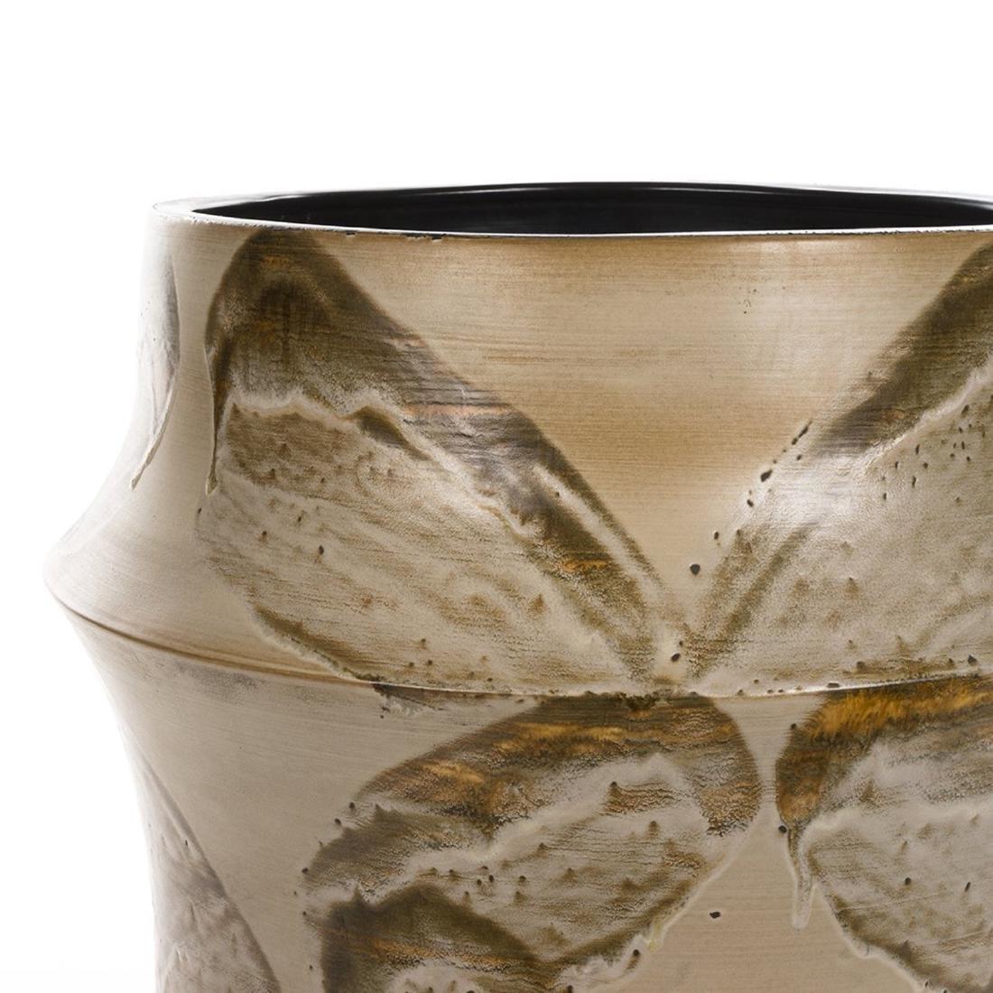 Glazed Ceramic Planter - 4