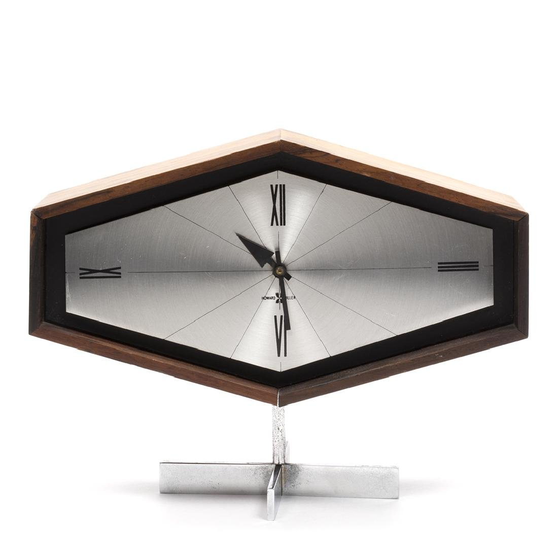 Arthur Umanoff Rosewood Clock - 2