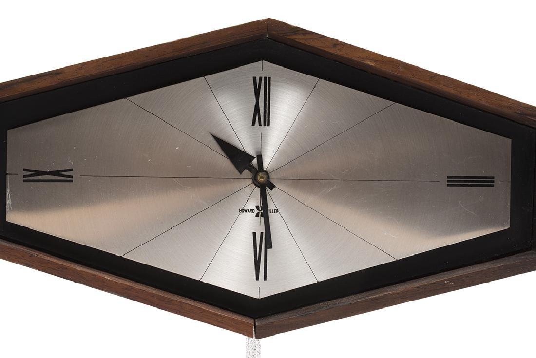 Arthur Umanoff Rosewood Clock - 4