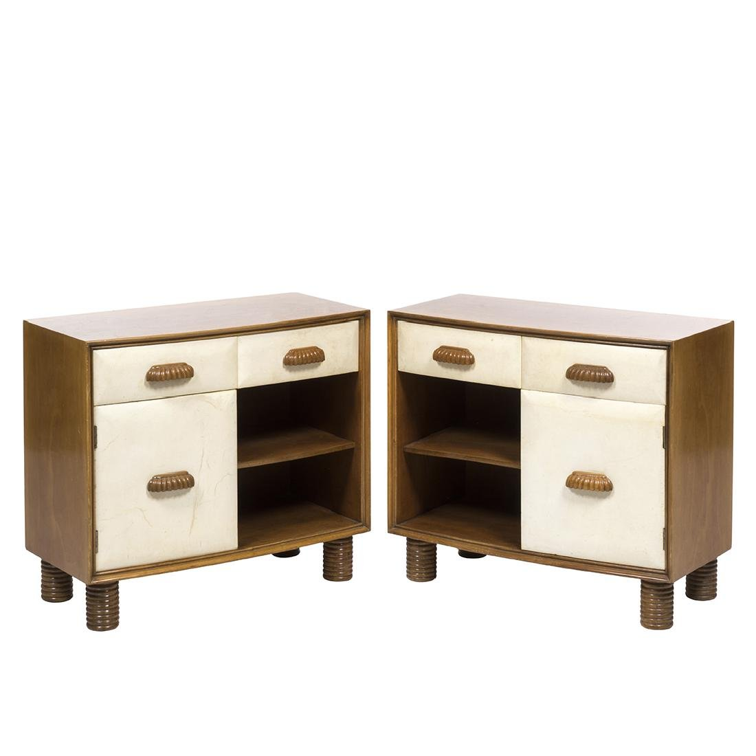 Osvaldo Borsani Bedside Cabinets (2)