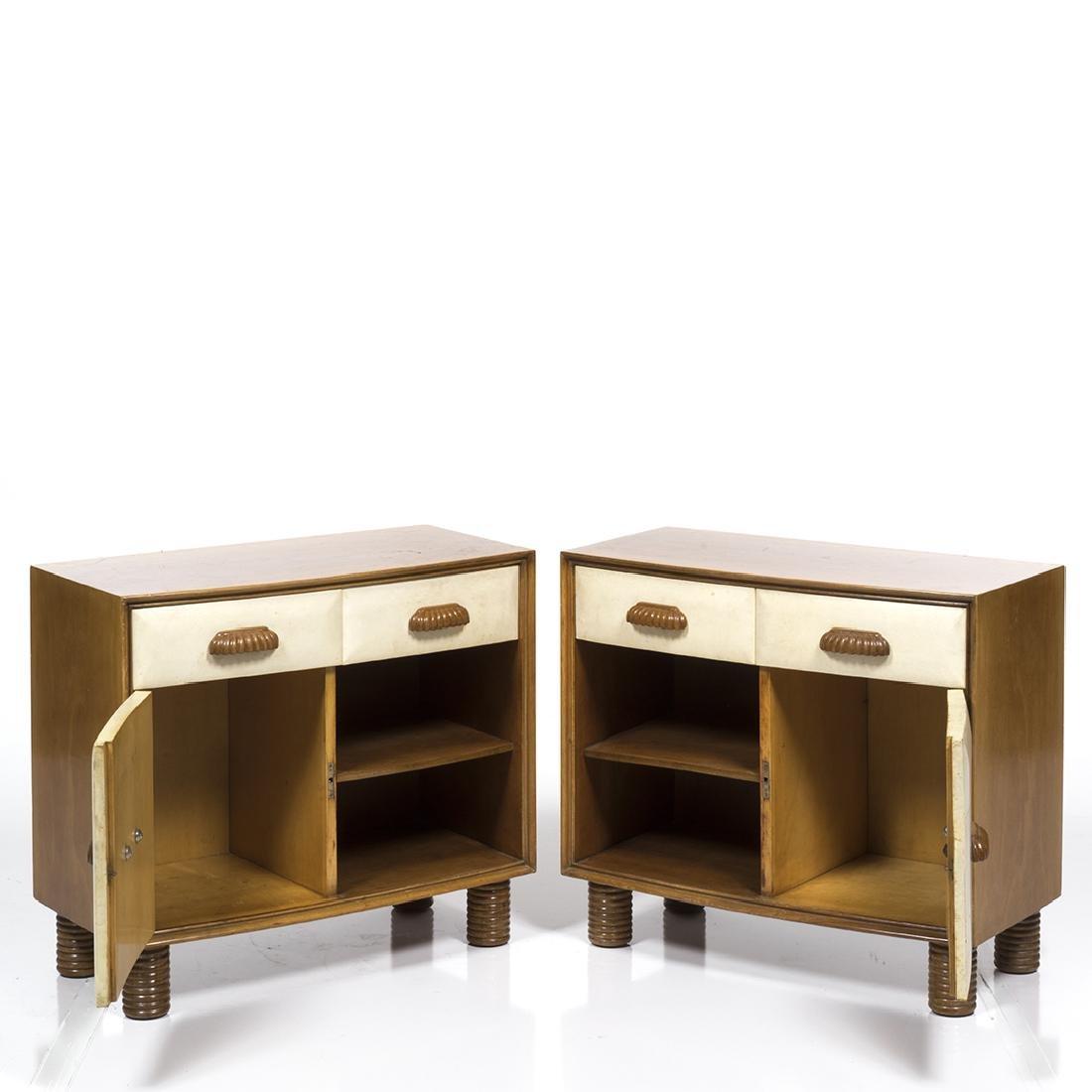 Osvaldo Borsani Bedside Cabinets (2) - 2